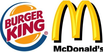 McDonalds oder Burger King?