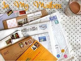 In my mailbox [15]