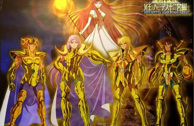 Saint Seiya The Lost Canvas 01 - 10 vostfr
