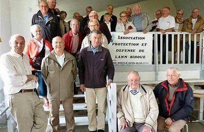 Les défenseurs de Lann-Bihoué réunis - Ploemeur