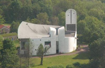 Le Corbusier - le patrimoine sacré