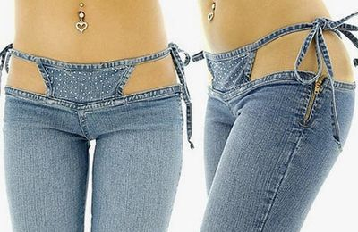 Jeans bikini - New fashion