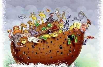 El Diluvio universal y la expansión de la agricultura