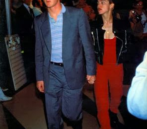 Madonna - Friday - 18/12/1987 - Madonna et Sean Penn