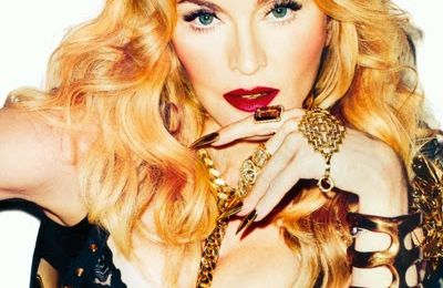 Madonna - 2013 - Photographed By Terry Richardson For Harper's Bazaar