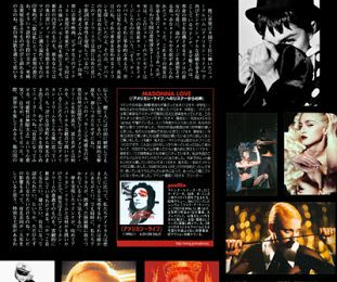 Madonna / American Life / Japan / Article 2003