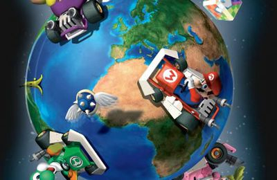 Mario Kart Worldwide Tournement