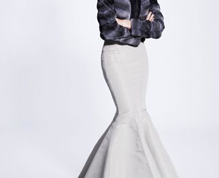 Look of the day ... Noel en Zac Posen