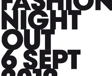 VOGUE FASHION NIGHT OUT : 6 Septembre 2012 programme