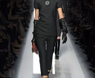 Look of the day ... Bottega Veneta