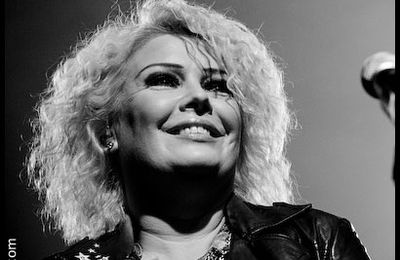 """Kim Wilde Black and White 2009/2013"""