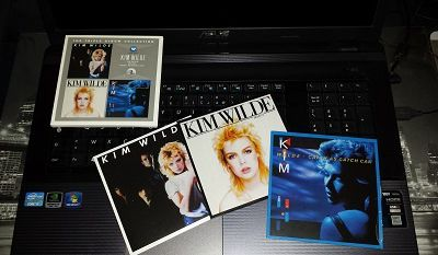 """The Triple Album Collection"" de Kim Wilde disponible en France"