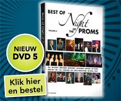 "Dvd ""Best of Night of the Proms Vol.5"" avec Kim Wilde"