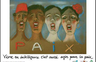 """Participez ce soir Mercredi12 Septembre à 18 h à la réunion de préparation de l'Edition 2012 de """"Tout Rennes Cultive la Paix"""""""