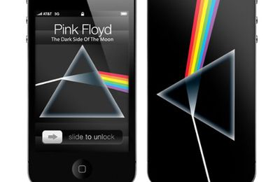 Les skins Pink Floyd pour smartphone