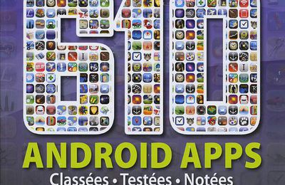 Mobile passion : 610 android apps !