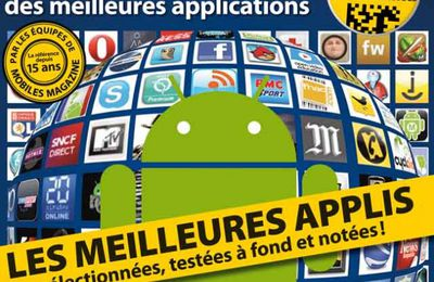 Android : les meilleures apps