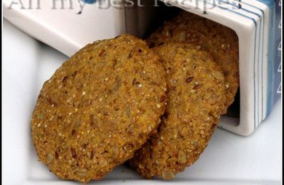 Cookies aux multi-graines (Made in USA)