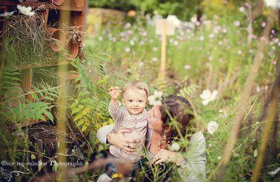 Ambre, séance photo famille à Choisy le Roi