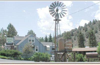 Bridgeport / Lee Vining - Virginia Creek Settlement