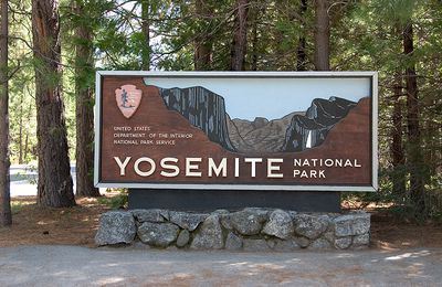 Yosemite NP - Crane Flat Campground