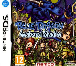 Test de Blue Dragon sur DS!!!
