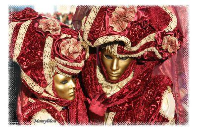 Le Carnaval en haïkus