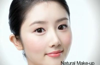 Maquillage naturel par Jungsaemmool