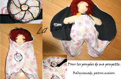 Pour câliner les poupées