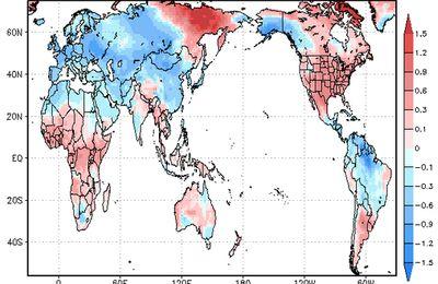 Hiver /winter 2014 : seasonal forecast / prévisions saisonnières