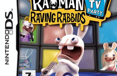 Rayman : raving rabbids- TV Party