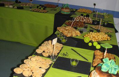 buffet apéritif dinatoire