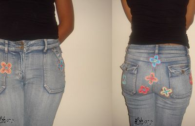 Customisation Jean