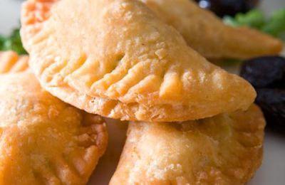 Empanadillas con chorizo (chaussons au chorizo)