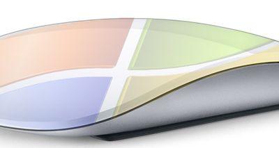 Microsoft : La Magic Mouse enfin sous Windows