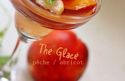 * Thé glacé Abricot / Pêche ...*