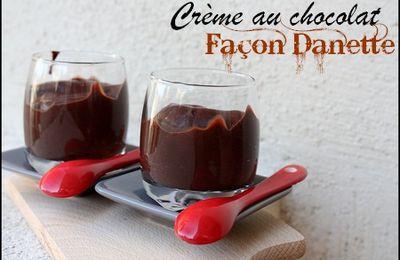 """Crème au chocolat façon """"danette"""" #2 ..."""