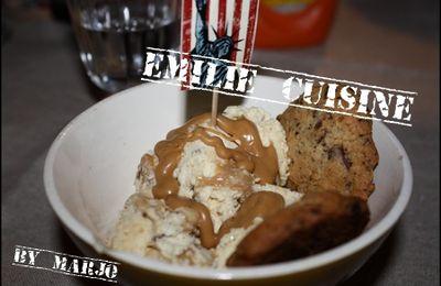 "Menu USA : Dessert "" Américan cookies"" ..."