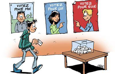 Elections des repésentants des parents, c'est pour bientôt...