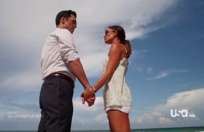 """Better Halves"" & ""Dead to Rights"" (Burn Notice - 5.11/5.12)"