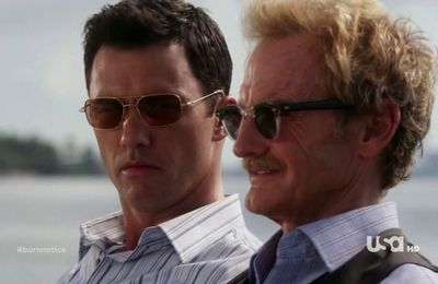 """Damned If You Do"" & ""Breaking Point"" (Burn Notice - 5.13/5.14)"