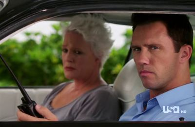 """Necessary Evil"" & ""Depth Perception"" (Burn Notice - 5.15/5.16)"