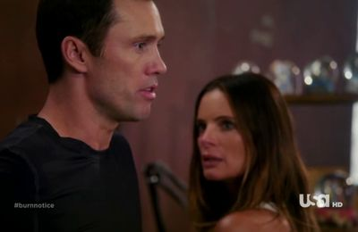 """Acceptable Loss"" & ""Fail Safe"" (Burn Notice - 5.17/5.18)"