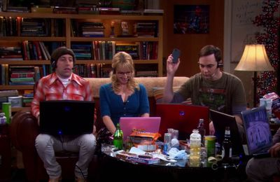The Big Bang Theory: 5.19 & 5.20
