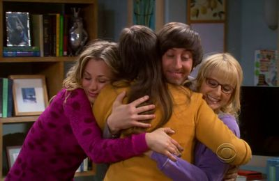 The Big Bang Theory: 5.21 & 5.22