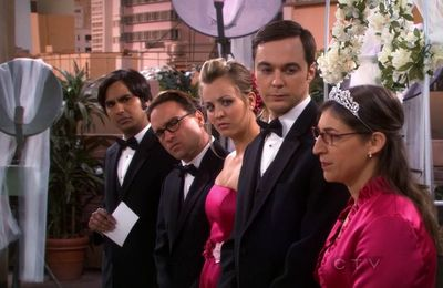 The Big Bang Theory: 5.23 & 5.24