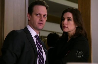 """Wrongful Termination"" (The Good Wife - 2.19)"