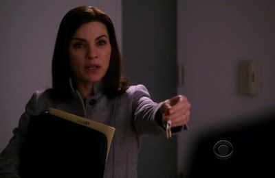 """In Sickness"" (The Good Wife - 2.21)"