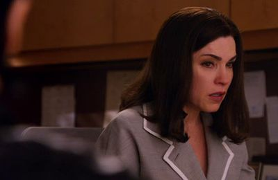 """Getting Off"" (The Good Wife - 2.22)"