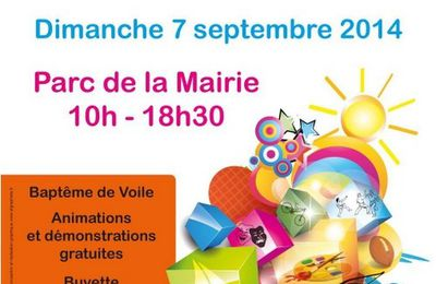 [Annonce] Forum des associations - 7 septembre 2014